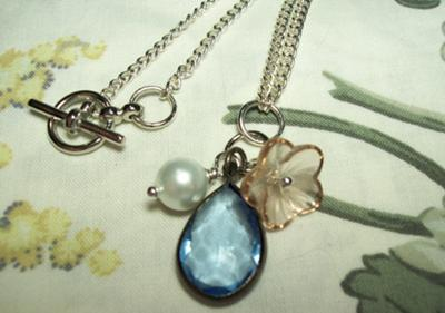 found items necklace